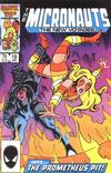 Cover for Micronauts (Marvel, 1984 series) #19 [Direct]