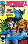 Cover Thumbnail for Micronauts (1984 series) #20