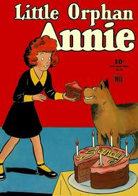 Cover Thumbnail for Four Color (Dell, 1942 series) #76 - Little Orphan Annie