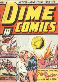 Cover Thumbnail for Dime Comics (Bell Features, 1942 series) #1