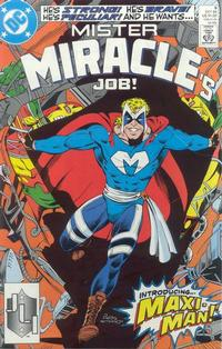 Cover Thumbnail for Mister Miracle (DC, 1989 series) #9 [Direct]