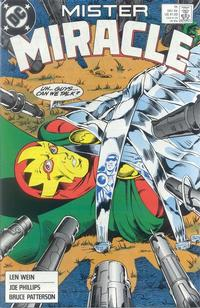 Cover Thumbnail for Mister Miracle (DC, 1989 series) #11 [Direct]