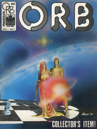 Cover Thumbnail for Orb Magazine (Orb Publications, 1974 series) #1