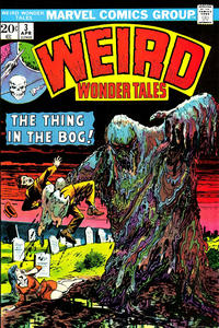 Cover Thumbnail for Weird Wonder Tales (Marvel, 1973 series) #3