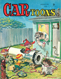 Cover Thumbnail for CARtoons (Petersen Publishing, 1961 series) #72