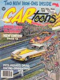 Cover Thumbnail for CARtoons (Petersen Publishing, 1961 series) #[131]