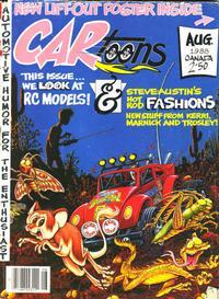 Cover Thumbnail for CARtoons (Petersen Publishing, 1961 series) #v29#4 [167]
