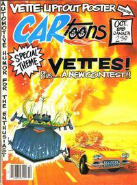 Cover Thumbnail for CARtoons (Petersen Publishing, 1961 series) #v29#5 [168]