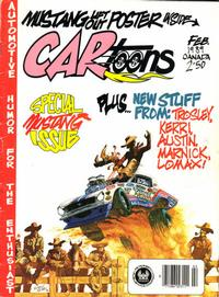 Cover Thumbnail for CARtoons (Petersen Publishing, 1961 series) #v30#1 [170]