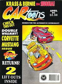 Cover Thumbnail for CARtoons (Petersen Publishing, 1961 series) #v31#8 [183]