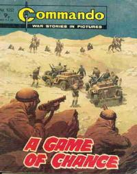 Cover for Commando (D.C. Thomson, 1961 series) #1253