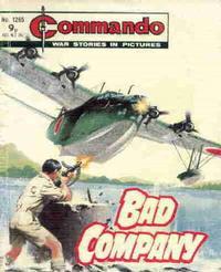 Cover Thumbnail for Commando (D.C. Thomson, 1961 series) #1265