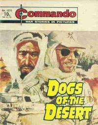 Cover Thumbnail for Commando (D.C. Thomson, 1961 series) #1270