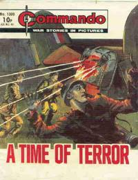 Cover for Commando (D.C. Thomson, 1961 series) #1300