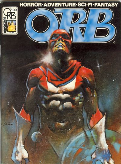 Cover for Orb Magazine (Orb Publications, 1974 series) #2