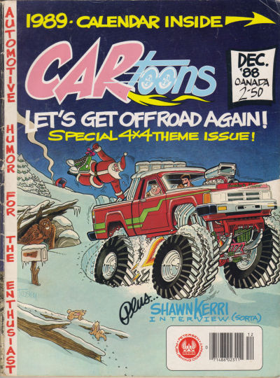 Cover for CARtoons (Petersen Publishing, 1961 series) #v29#6 [169]