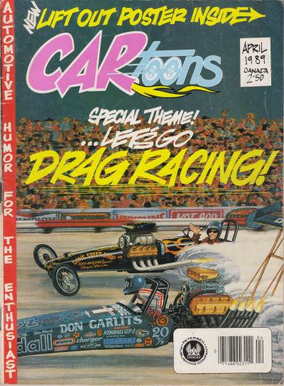 Cover for CARtoons (Petersen Publishing, 1961 series) #v30#2 [171]