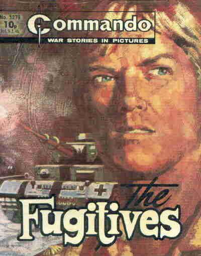 Cover for Commando (D.C. Thomson, 1961 series) #1279