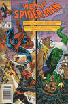 Cover Thumbnail for Web of Spider-Man (1985 series) #109 [Newsstand]