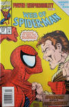 Cover Thumbnail for Web of Spider-Man (1985 series) #117 [Flipbook] [Newsstand]