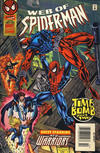 Cover Thumbnail for Web of Spider-Man (1985 series) #129 [Newsstand]