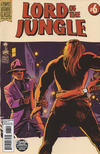Cover Thumbnail for Lord of the Jungle (2012 series) #6 [Cover C Francesco Francavilla]