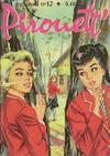 Cover for Pirouett' (Impéria, 1962 series) #12