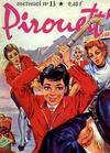Cover for Pirouett' (Impéria, 1962 series) #13