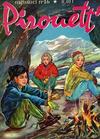 Cover for Pirouett' (Impéria, 1962 series) #16
