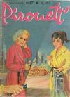 Cover for Pirouett' (Impéria, 1962 series) #17
