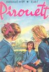Cover for Pirouett' (Impéria, 1962 series) #19