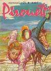 Cover for Pirouett' (Impéria, 1962 series) #23