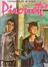 Cover for Pirouett' (Impéria, 1962 series) #24