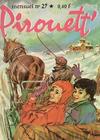Cover for Pirouett' (Impéria, 1962 series) #27