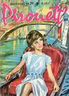 Cover for Pirouett' (Impéria, 1962 series) #29