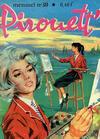 Cover for Pirouett' (Impéria, 1962 series) #30