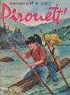 Cover for Pirouett' (Impéria, 1962 series) #47
