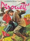 Cover for Pirouett' (Impéria, 1962 series) #54