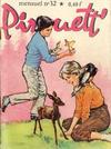 Cover for Pirouett' (Impéria, 1962 series) #32