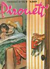 Cover for Pirouett' (Impéria, 1962 series) #58