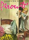 Cover for Pirouett' (Impéria, 1962 series) #52