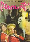 Cover for Pirouett' (Impéria, 1962 series) #65