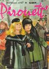 Cover for Pirouett' (Impéria, 1962 series) #67