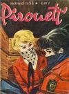 Cover for Pirouett' (Impéria, 1962 series) #53