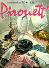 Cover for Pirouett' (Impéria, 1962 series) #51
