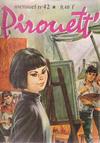 Cover for Pirouett' (Impéria, 1962 series) #42