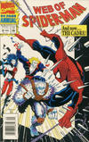 Cover for Web of Spider-Man Annual (Marvel, 1985 series) #9 [Newsstand]