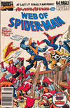 Cover for Web of Spider-Man Annual (Marvel, 1985 series) #5 [Newsstand]