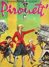 Cover for Pirouett' (Impéria, 1962 series) #4