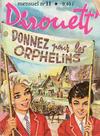 Cover for Pirouett' (Impéria, 1962 series) #11